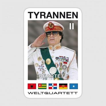 Tyrannen-Quartett II