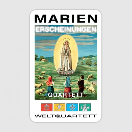 Marienerscheinungen-Quartett (German language)
