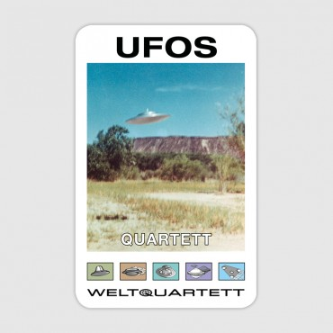 UFO-Quartett (German language)