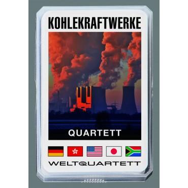 Kohlekraftwerke-Quartett