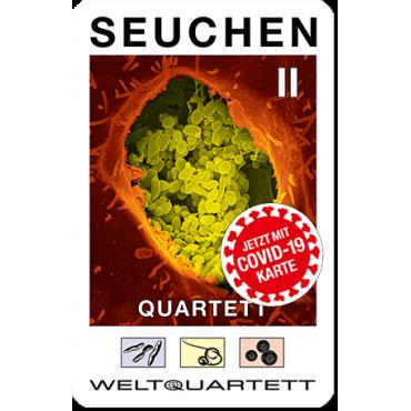 Seuchen-Quartett (German language)