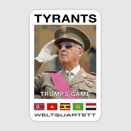 Tyrants Trumps Game