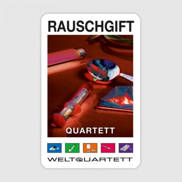 Rauschgift-Quartett (German language)
