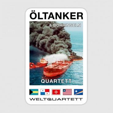 Öltanker-Quartett