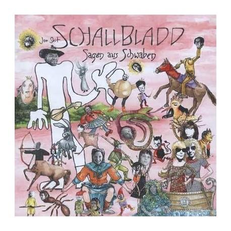 Schallbladd - Sagen Aus Schwaben