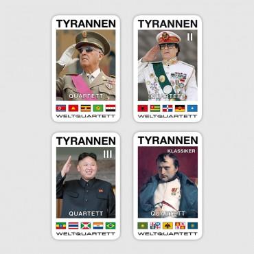 Tyrannen-Paket mit Tyrannen-Klassikern & TYRANNINNEN