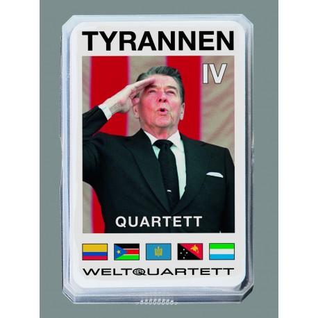 Tyrannen-Quartett II (German language)